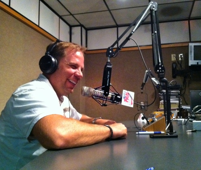 Riley Is An International Man Of Mystery And A Staple On Kfan Sports Radio