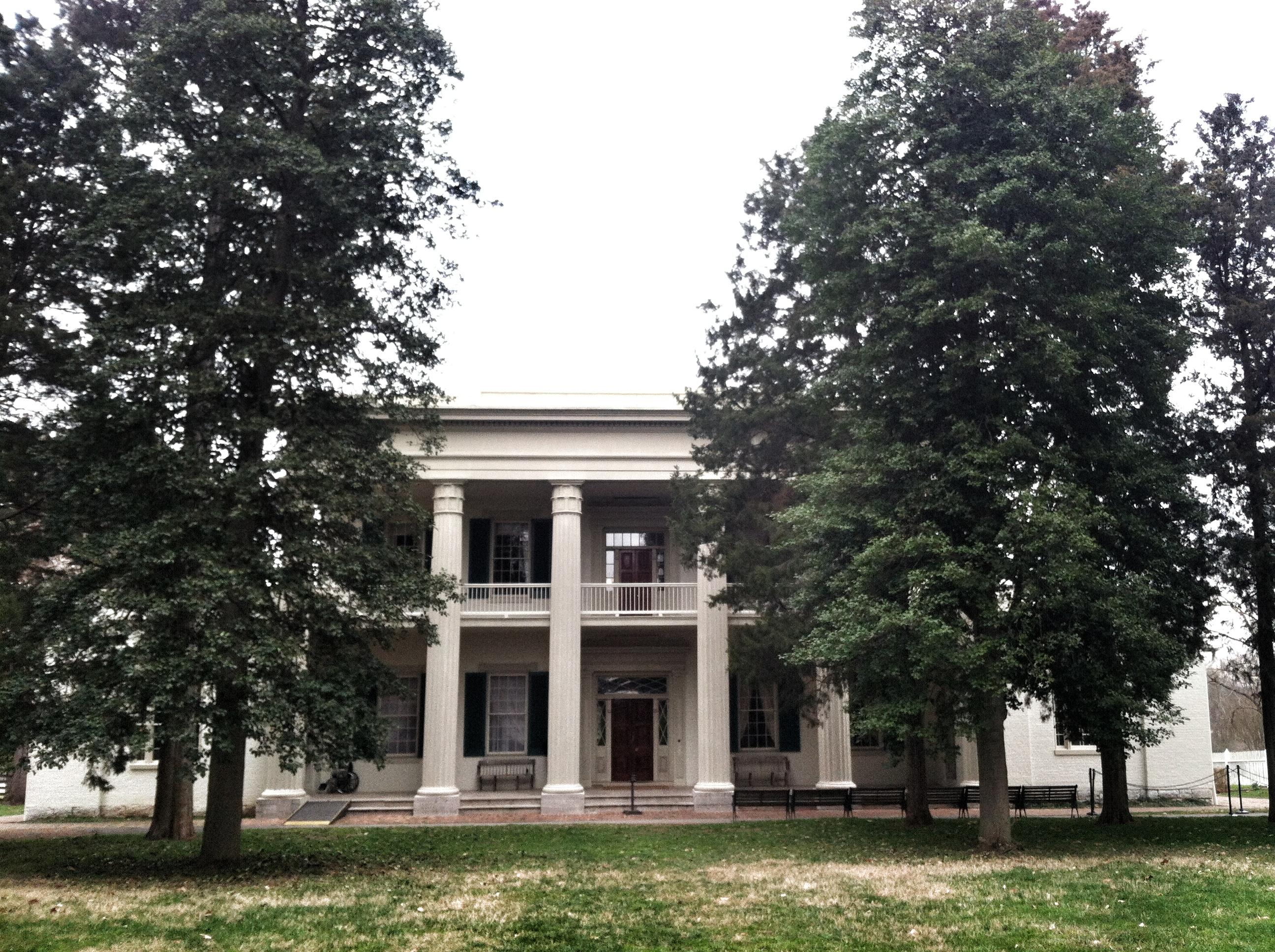The hermitage home of andrew jackson brohammas for Hermitage house
