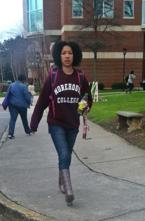 morehouse sweatshirt