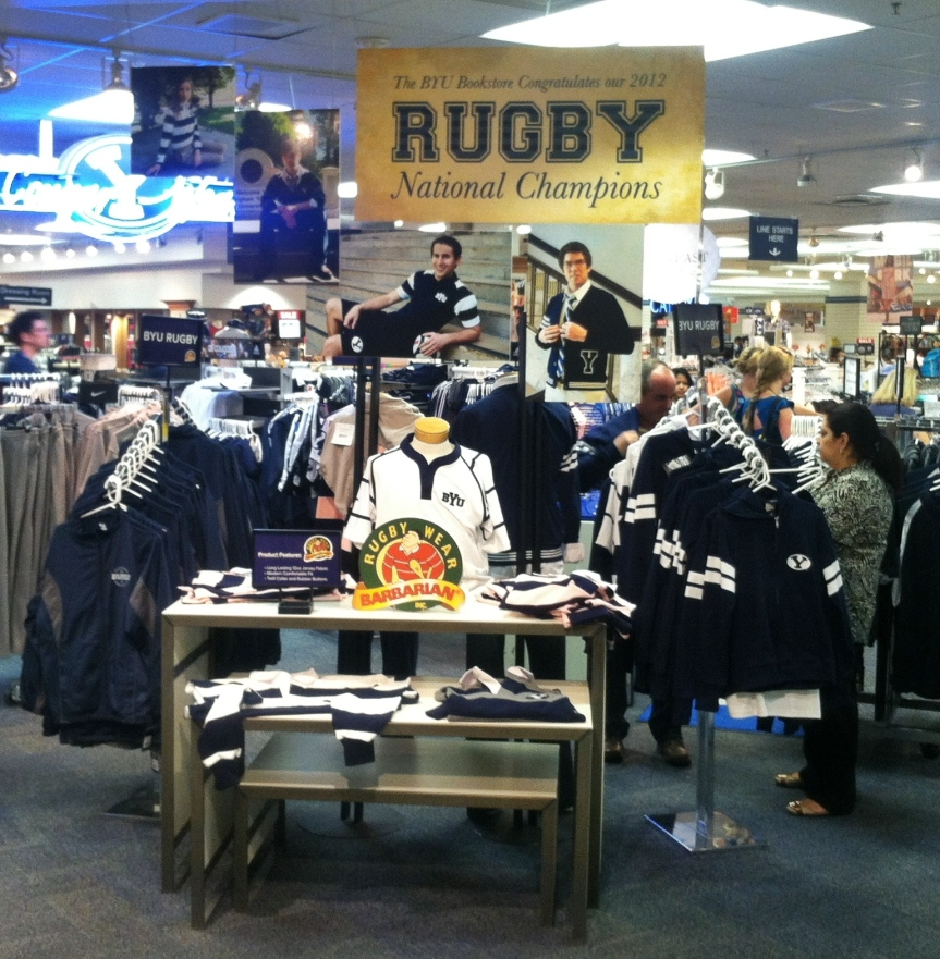 rugby bookstore