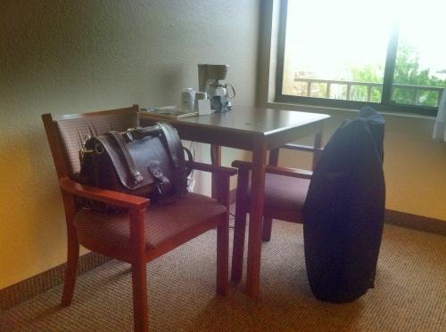 claremont hotel room