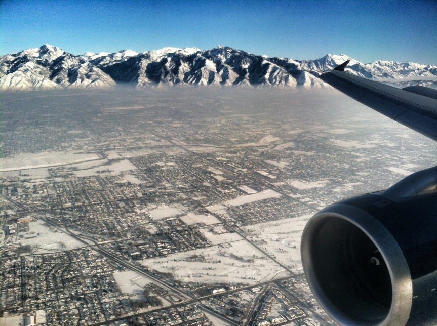 slc from the air