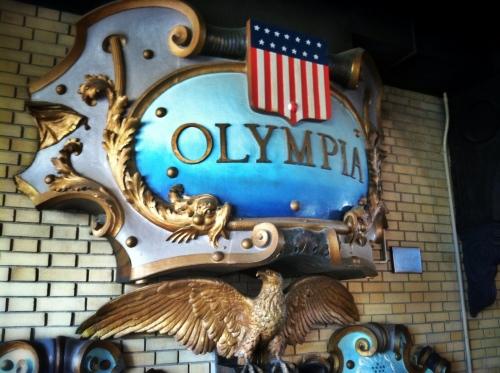 olympia crest