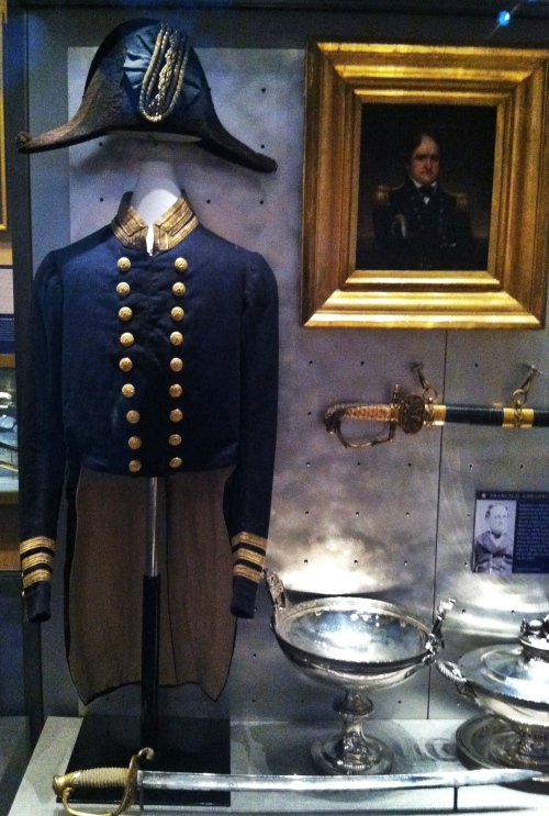 uniform hat