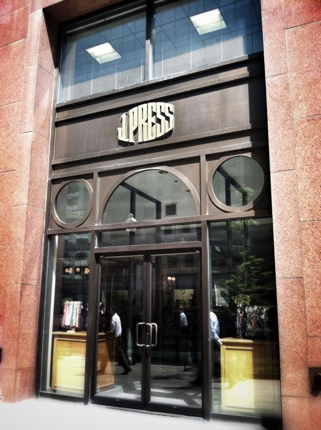 press doors