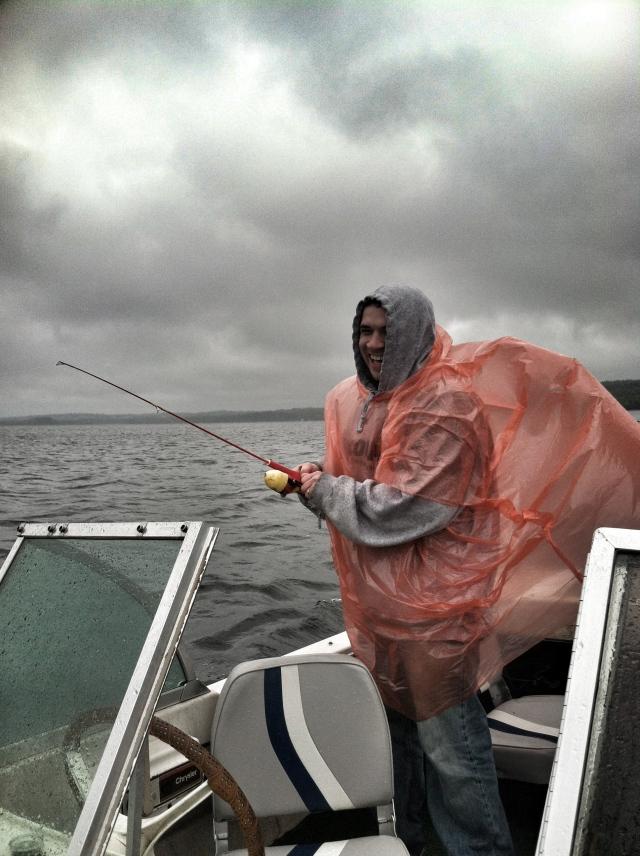 boating preston fishing