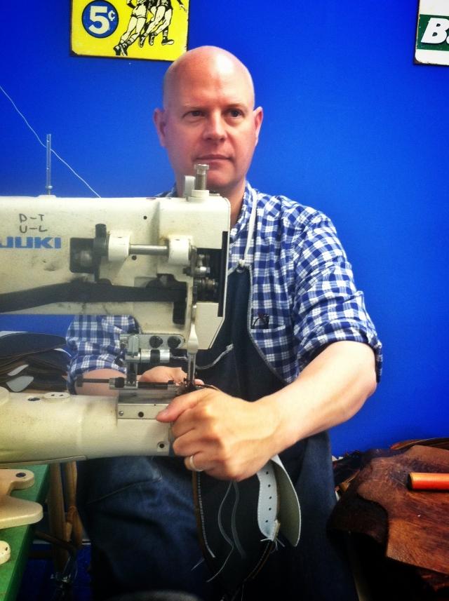 leatherhead sewing