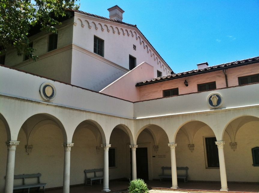 scripps mission arches