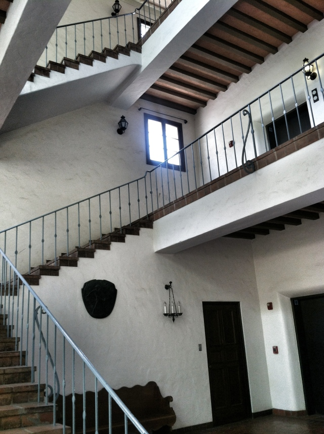 scripps stairs