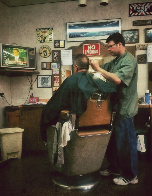 barbershop Riccos