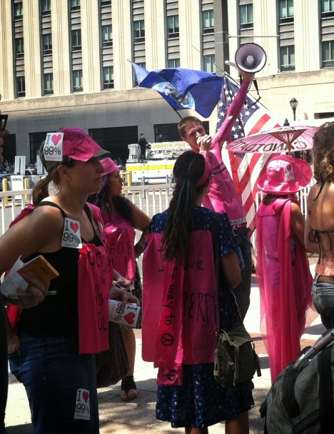 occupypink